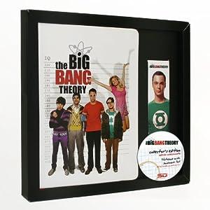 SD toys - The Big Bang Theory, Personajes, Set libreta y Punto de Libro (SDTWRN27497)