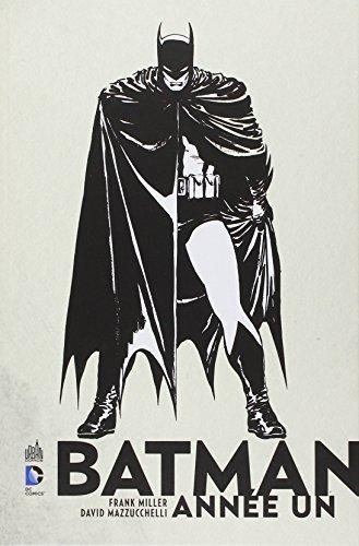 Batman année un by Frank Miller (2012-07-27)