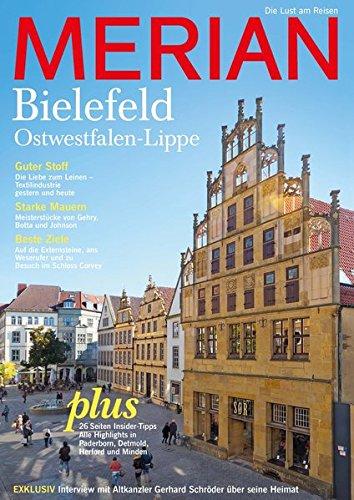 Bielefeld mit Ostwestfalen-Lippe: MERIAN Heft