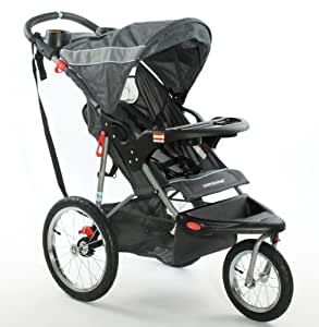 Baby Trend Expedition LX Jogger - Black Mist
