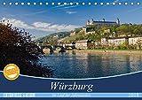 Würzburg - Im Lauf der Jahreszeiten (Tischkalender 2018 DIN A5 quer): Ansichten der Stadt Würzburg im Wechsel der Jahreszeiten. (Monatskalender, 14 ... [Kalender] [Apr 01, 2017] Müther, Volker - Volker Müther
