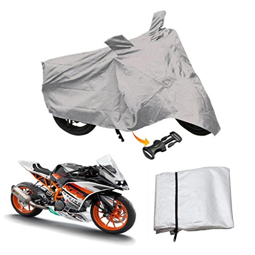 Singh & Sons Premium Quality Water Resistant Bike / Two Wheeler Cover For KTM Duke RC390