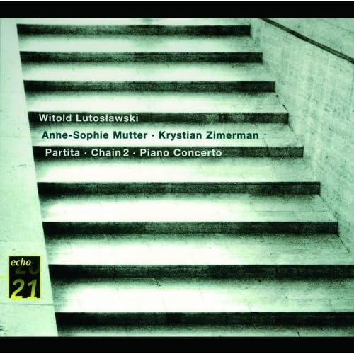 Lutoslawski: Concerto for Piano and Orchestra - 1. ca. 110