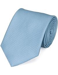 Cravate élégante par Fabio Farini, 8 cm largeur, différentes couleurs à choisir