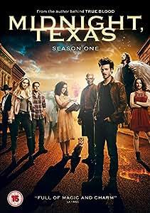 Midnight Texas: Season 1 Set (3 Dvd) [Edizione: Regno Unito]