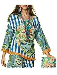 2ca9b4f8ca6405 a Positano.... - Donna: Abbigliamento - Amazon.it