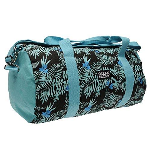 ocean-pacific-tropical-aop-duffle-bag-blau-schwarz-damen-reisetasche-sporttasche-blau-schwarz-h-26cm