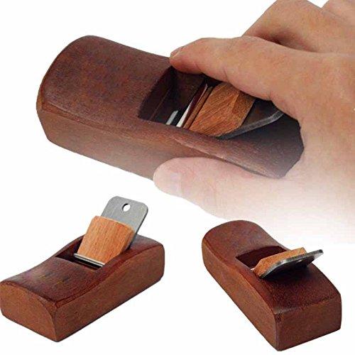 d Hobelmesser Woodcraft DIY Werkzeug Holz Project Kits flach Flugzeug (Holz-flugzeug-kits)
