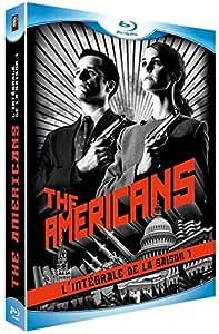 The Americans - L'intégrale de la Saison 1 [Blu-ray]