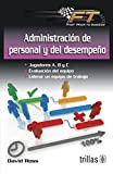 Admnistracion De Personal Y Del Desempen