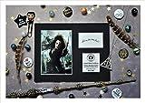 Helena Bonham Carter SIGNED Autograph Display?Bellatrix Lestrange, Harry Potter?montiert und bereit zu gerahmt werden