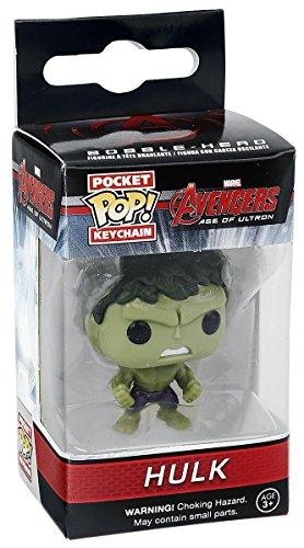 Funko Pop llavero Hulk (Los Vengadores – La Era de Ultron) Funko Pop Los Vengadores