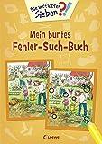 Kleinanzeigen: Die verflixten Sieben - Mein buntes Fehler-Such-Buch: Band 2