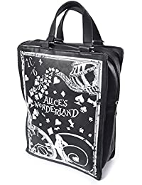 Poizen Industries Cupcake Cult Alice In Wonderland Gothic Occult Disney Handbag
