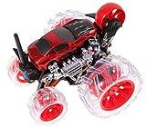 Premium Stuntman Truck Cyclone Wheel Hochwertiges HighTech Spielzeug mit Fernsteuerung - Fernbedienung und tolle Soundeffekte - Auto Cars ferngesteuert Spiel mit hohem Spaßfaktor wie Kroko doc