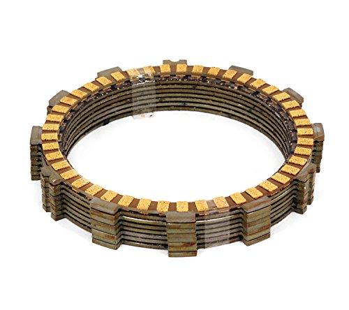 JHMOTO Clutch Plates Plaques d'embrayage de friction Lot de 9 pcs pour Yz426 F Wr426 F 01–02 FZ1 10–11 Fzs1000 06–06 Yz1-n 08–10 Yz1-s 08–11 Yzf-r1 04–08