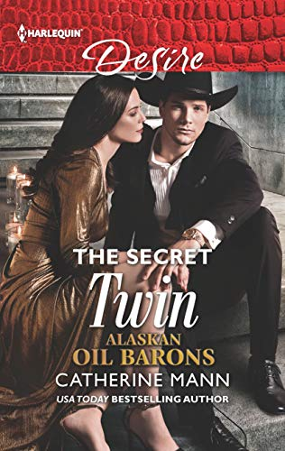 (The Secret Twin (Harlequin Desire, Band 9))