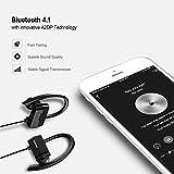 Bluetooth Kopfhörer Mpow® wireless Kopfhörer Headset Over-Ear Noise Cancelling Schweiß-für Running mit Mikrofon für iPhone 77Plus, iPhone 6S, Huawei und andere Smartphones (Bluetooth 4.1, AVRCP, A2DP, 7Stunden Spielzeit) Bild 1