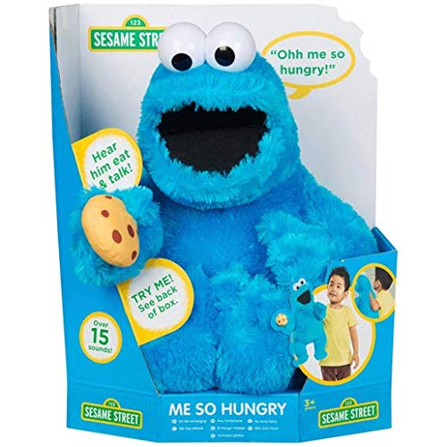 Sesame Street - Cookie Monster The Muppets