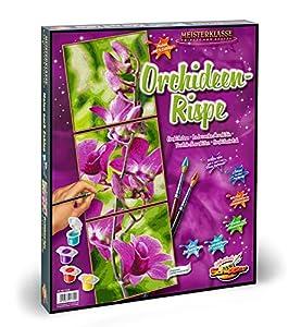 Schipper 609470739 - Pintura orquídea por Tabla de números