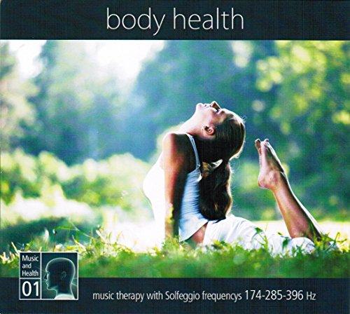 Body Health - Music & Health 01 - Musik-Therapie mit den Solfeggio Frequenzen (GEMAfreie Musik)