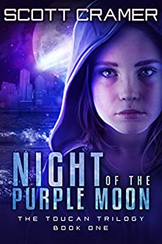 Night of the Purple Moon (The Toucan Trilogy,  Book 1) (English Edition)