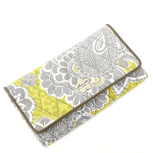 Lana Lei Tasche - Clutch Wallet - Green Mustard