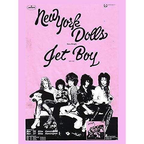 New York Dolls aktions-forza di concerto posters 40 x 30 cm - New York Dolls Concerto