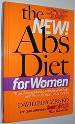 The New Abs Diet for Women by DAVID ZINCZENKO (2010) Gebundene Ausgabe
