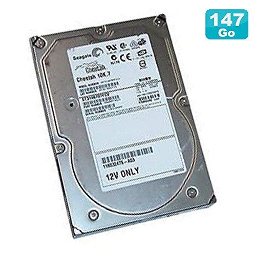 Seagate Festplatte 146Go Fibre-Channel 40 Pin ST3146707FCV 10000 U/Min -