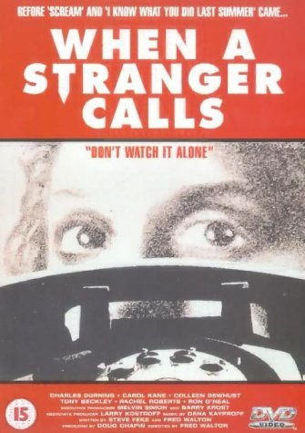 When A Stranger Calls [DVD] by Carol Kane