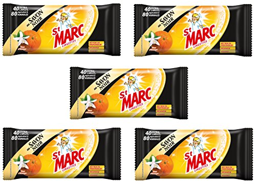 st-marc-pack-de-40-lingettes-degraissantes-cuisine-savon-noir-lot-de-5