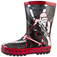 Star Wars Boys Rubber Wellington Boots