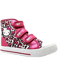 Hello Kitty Peony, Sneaker bambine Rosa rosa, Rosa (rosa), 13 UK Junior