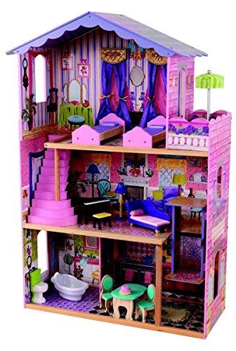 KidKraft 65082 Casa de muñecas My Dream Mansion de madera