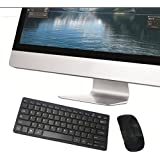 CNMODLE Mini 2.4G Wireless Keyboard And Optical Mouse Combo For Tablet Desktop PC