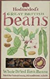 Hodmedod's Great British Beans Whole Dried Fava Beans 500 g (Pack of 4)