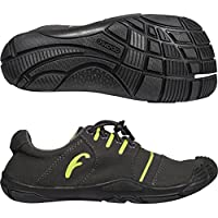Freet Leap Zapatillas de Running Negro Charcoal/Lime Talla:Tamaño 41