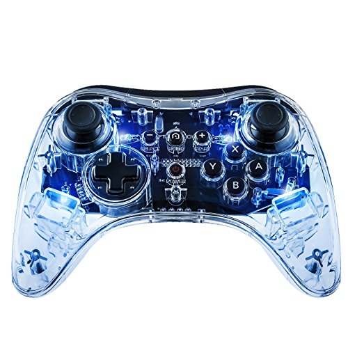 PDP - Controller Afterglow Wireless Pro Nintendo Wii