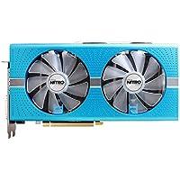 Sapphire RX 590 Nitro+ Special Edition Radeon RX 590 8 GB GDDR5 - Grafikkarten (Radeon RX 590, 8 GB, GDDR5, 256 Bit, 2100 MHz, PCI Express 3.0)