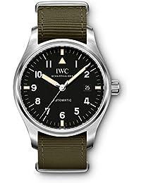 6d9fd5c0e10b Marca de reloj de piloto IWC Schaffhausen XVIII edición homenaje a Mark XI  modelo