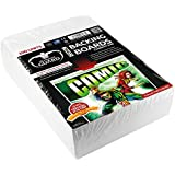 Comic Backing Boards (Current Size, Pack of 100)