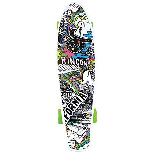 Maui and Sons, Skateboard Cali, Standard