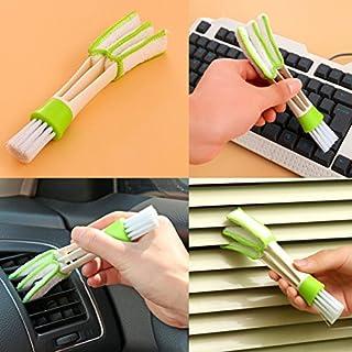 1x Reinigung Bürste für Auto Pflege Armaturen Jalousien Lüftung Tastatur Pinsel Haushalt