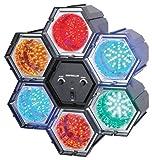 Qtx LED-Pods mit Controller, 6 Stück