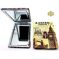 Classic London Souvenir Specchio Tascabile da collezione
