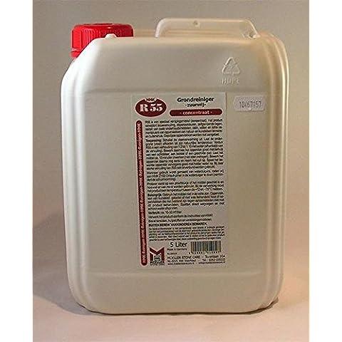 Möller HMK R155(R55) detergente speciale detergente senza acidi, naturale + pietra artificiale (Granito Vernice)