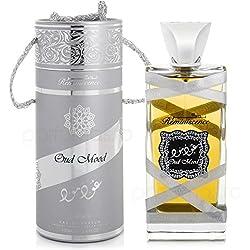 Oud humeur Reminiscence Eau de parfum par Lattafa Parfums est un peu frais, Parfum Oriental
