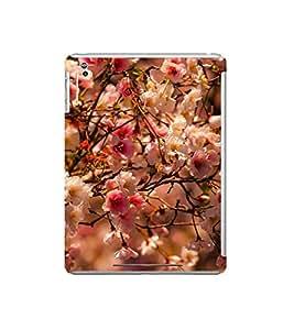 Spring Flowers 3D Hard Polycarbonate Designer Back Case Cover for Apple iPad Mini Wi-Fi