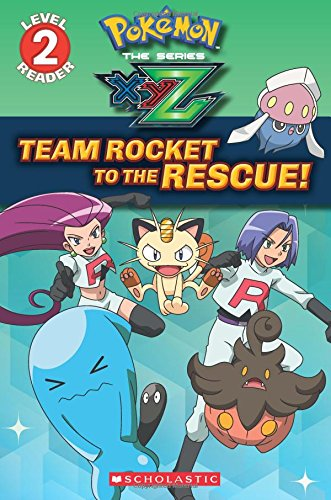 team-rocket-to-the-rescue-scholastic-readers-pokemon